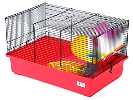 wire hamster cage - Hamster's Home