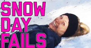 Snow Day Fails: It's Cold Out There! (Jan 2018) | FailArmy