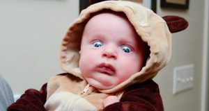 Funny Baby Scared of Everything - Fun and Fails Baby Video