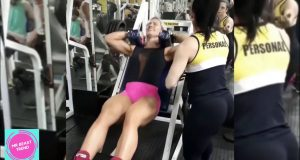 *HOT* Funny Girls workout fails at gym | Try not to laugh - NEW Best fails ever