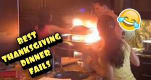 🔥TRY NOT TO LAUGH😂BEST THANKSGIVING DINNER FAILS COMPILATIONS😂 YOU WONT BELIVE