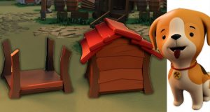 🛠️ Building a Dog house 🛠️ - Importance of instructions - Video cartoon for kids