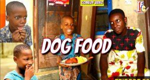 DOG FOOD (Mark Angel Comedy) (Izah Funny Comedy) (Episode 59)