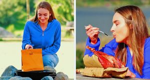 20 OUTDOOR COOKING HACKS TO SURVIVE A HIKE