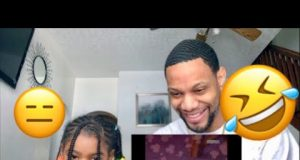 FATHER & DAUGHTER REACTION VID TO COURAGE THE COWARDLY DOG ( FUNNY CLIPS )